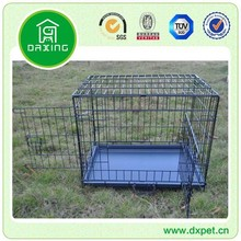 DXW003 Wire Folding Suitcase Pet Dog Cat Crate Cage Kennel