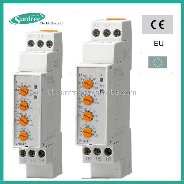 Time Relay Programmable Used In DC or AC System