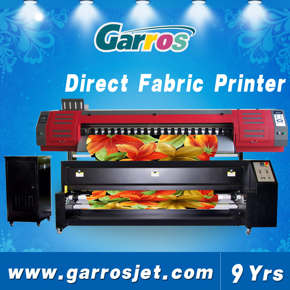 10ft wide format sublimation direct fabric printer machine for sale