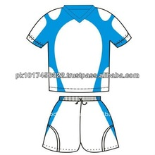 Best Quality sublimation Fashion Style 100% Polyester Men Soccer Uniform