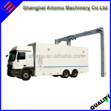 Mobile Fixed Container Vehicle X Ray Inspection System