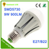 B22 E27 9w Aluminum led bulb high lumen bulb light wholesale light bulb