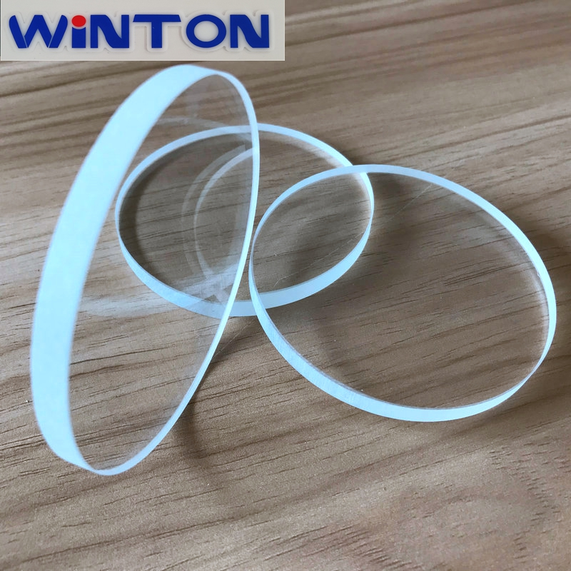 Winton heat resistant customized and high quality sight glass disc