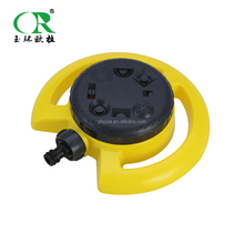 high quality Garden fountain nozzle 8 patterns water jet gun High Pressure nozzle plastic jumping jets