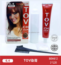 OEM/ODM service private label wholesale hair dye