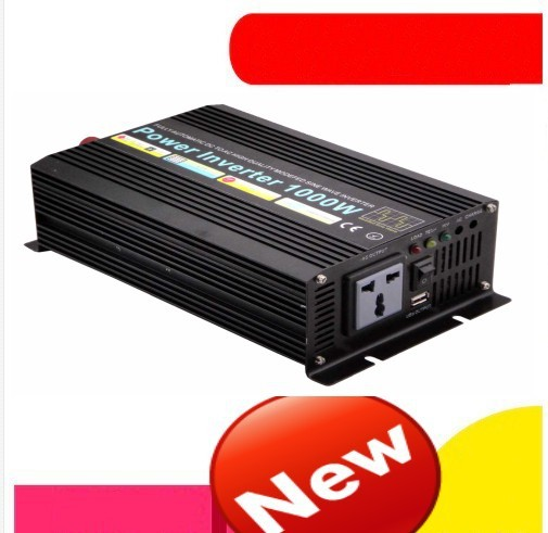 1000w Modified sine inverter 1000W Modified sine wave inverter 48V to 120V 60HZ hybrid solar inverter