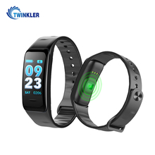 High quality bluetooth wristband pedometer with step counter, sleep management