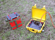 Digital DC Resistivity/IP meter, Induced Polarization Equipment, underground water exploration