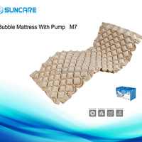 Alternating Bubble Mattress With Pump System