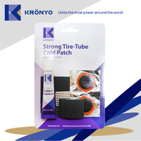 KRONYO tire puncture tubeless kit repair patch bicycle a11