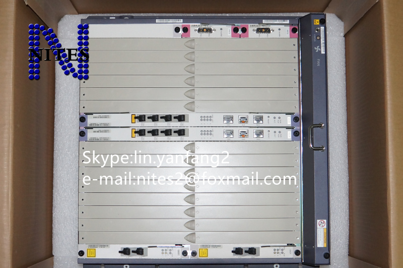 Original Huawei OLT FTTH GPON Huawei OLT MA5680T MA5683T Optical Line Terminal Equipment