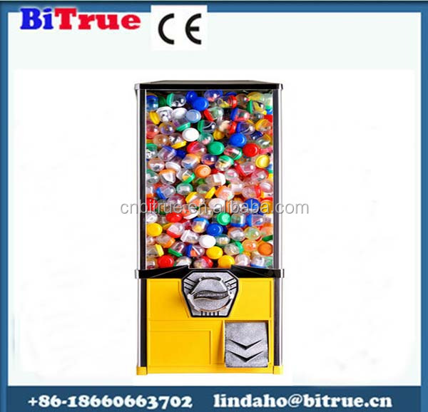 2015 New product bouncy ball vending machine