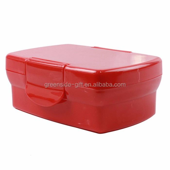 Wholesale eco friendly plastic bento lunch box container