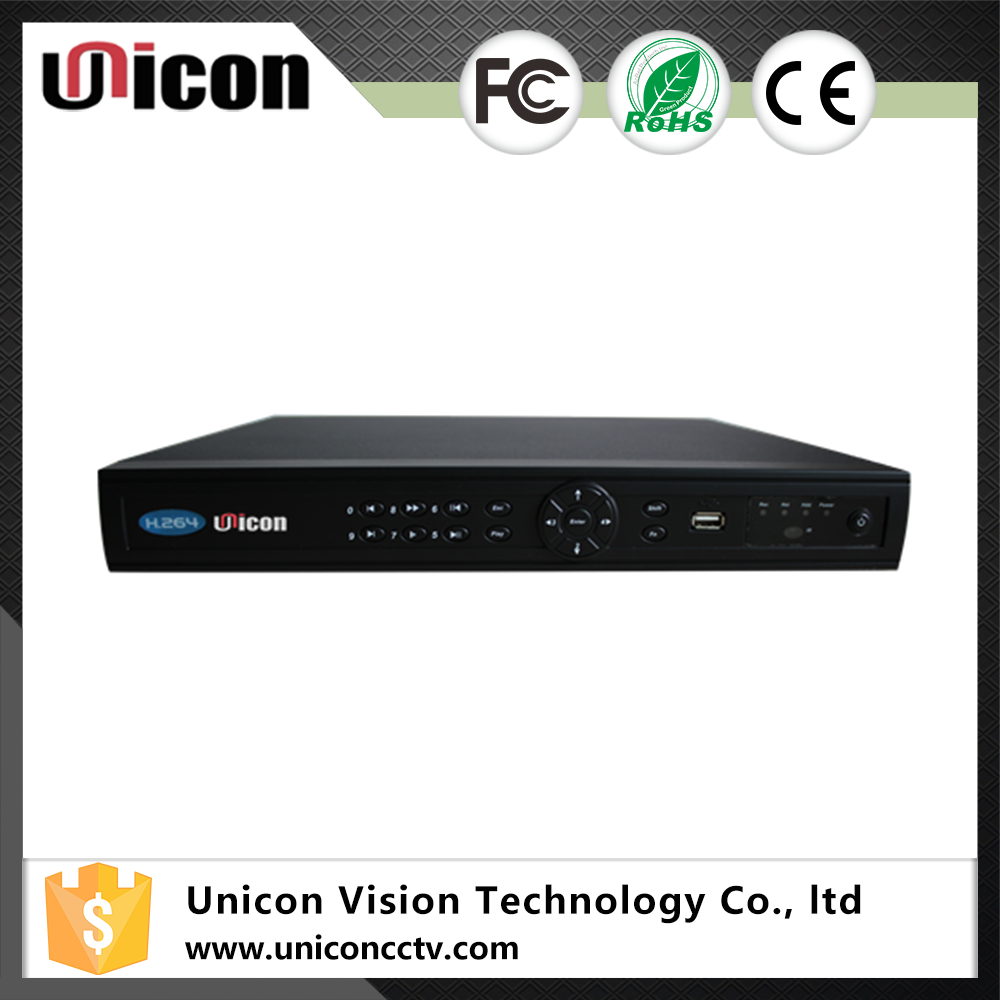 Unicon Vision economical nvr kit poe rj45 16 ch network dvr