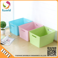 Top quality new small games play 150l plastic storage box bin