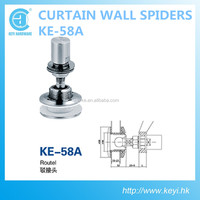 KE 58A Hot SaleS Glass Spiders