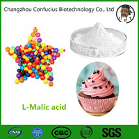 99% Purity CAS 97-67-6 Food addictives Powder CAS 97-67-6 L-malic acid/malic acid