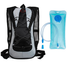 New design hiking cycling running biking hydration backpack with Water Bladder