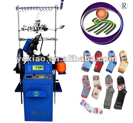 6f automatic socks making machine/fully computeried