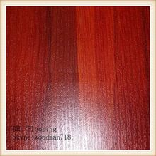 Cheap Oak Wood Laminate Parquet Flooring Prices from China PH-0321826
