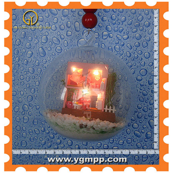 Sell lighthouse christmas decorations,glass ball christmas ornament,diy led christmas house ornaments