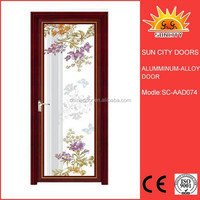 Morden aluminium door specification SC-AAD074