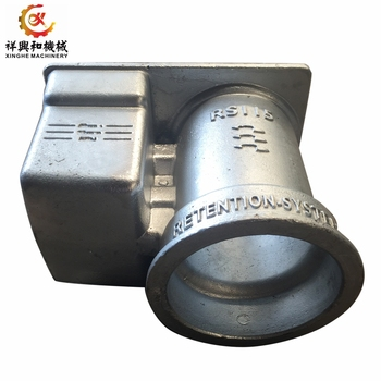 Qingdao XH a foundry parts manufacturing company custom iron sand cast iron car parts