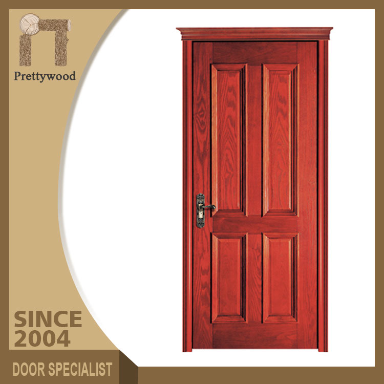 Wholesale Swing Open Style Oversized American Style Wooden Entry Doors