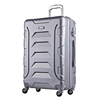 Colorful Plastic Cover Aristocrat Trolley Bags