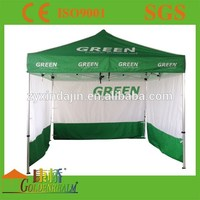 Thermal imprint customer logo event tent for sale