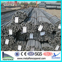 Turkish TS708 BS4449:97 High quality reinforcing steel bar price