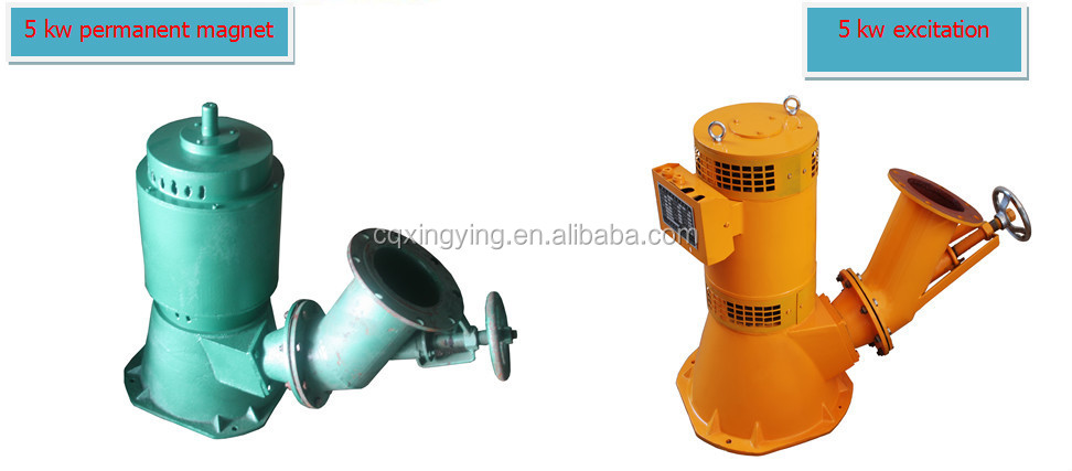 500-1500r/min Permanent Magnet Machine Manufacturers Small Hydro Power Generators