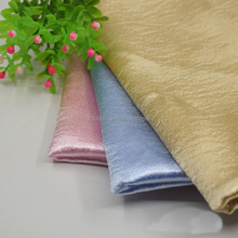 Fast shipping hot sale 41 colors shiny soft charmeuse satin fabric
