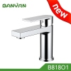 Single Holder Single Hole Basin Fashion Faucet