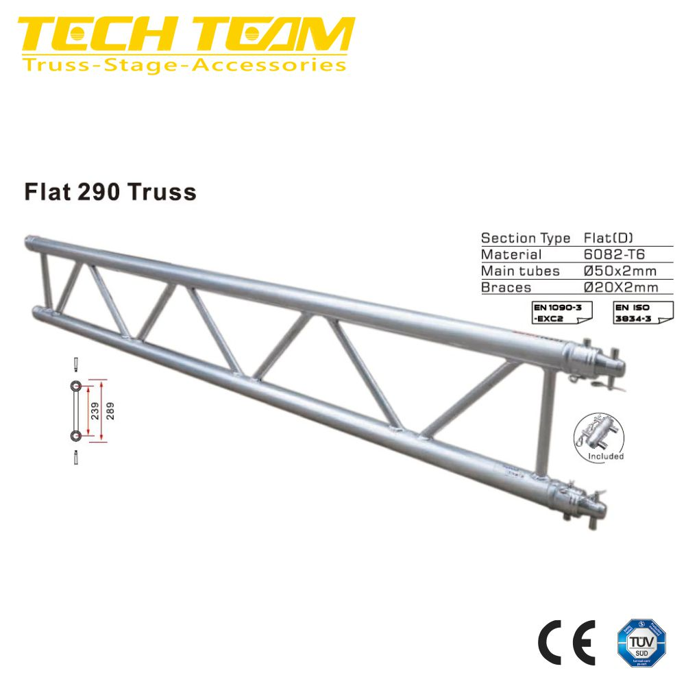 Global Concert Aluminum Stage Truss Portable Truss Aluminum
