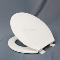 fast close toilet seat cover in white color SY-837