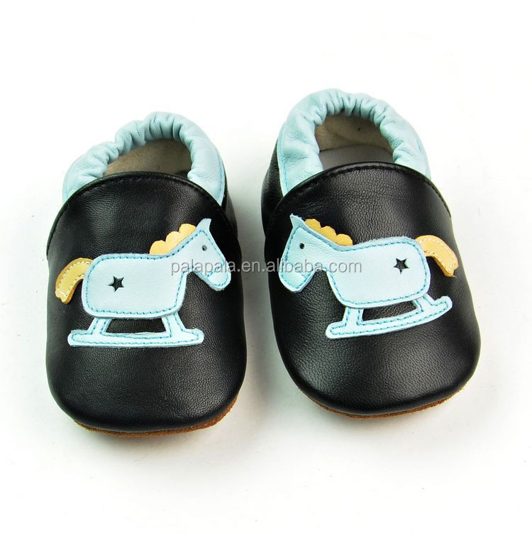 Cute baby cartoon ballet shoes wholesale kids boots girls genuine leather boots
