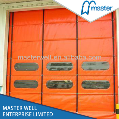 High end high quality automatic fast moving door