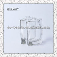 New style 100ml empty clear diffuser glass bottle