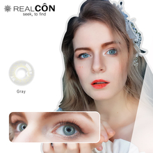 Realcon Promotion New arrival Gossip Girl lenses contact color contact lens soft comfortable contact lenses