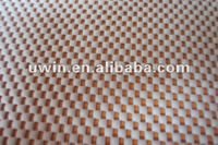 PVC foamed mesh fabric anti slip rug pad,carpets and underlay