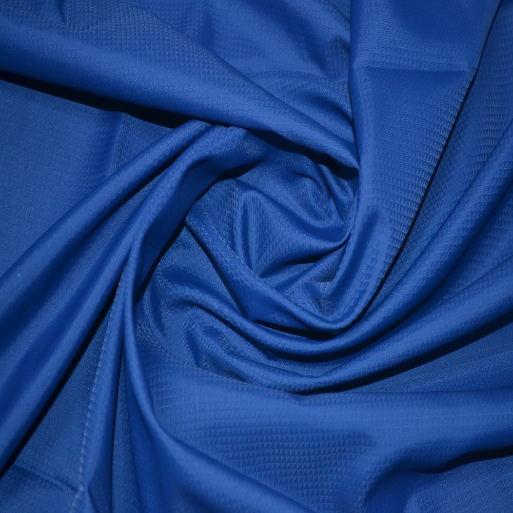 Factory price free sample 100% waterproof woven polyester taffeta jacquard fabric