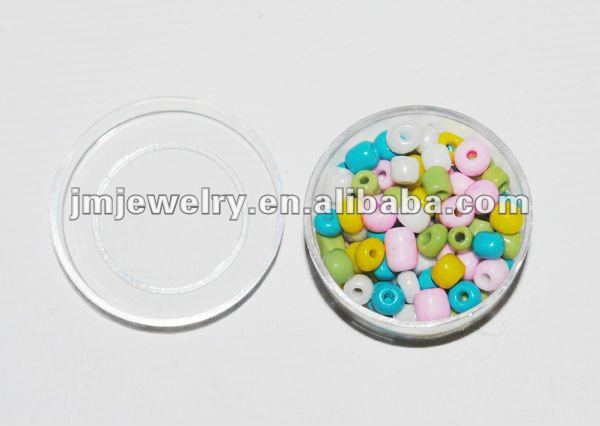 lovely seed beads with box for diy jewelry making