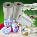 polyolefin shrink cosmetic packaging film