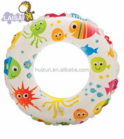 turtle inflatable swimming laps factory wholesale PVC Cartoon Inflatable Swim Ring