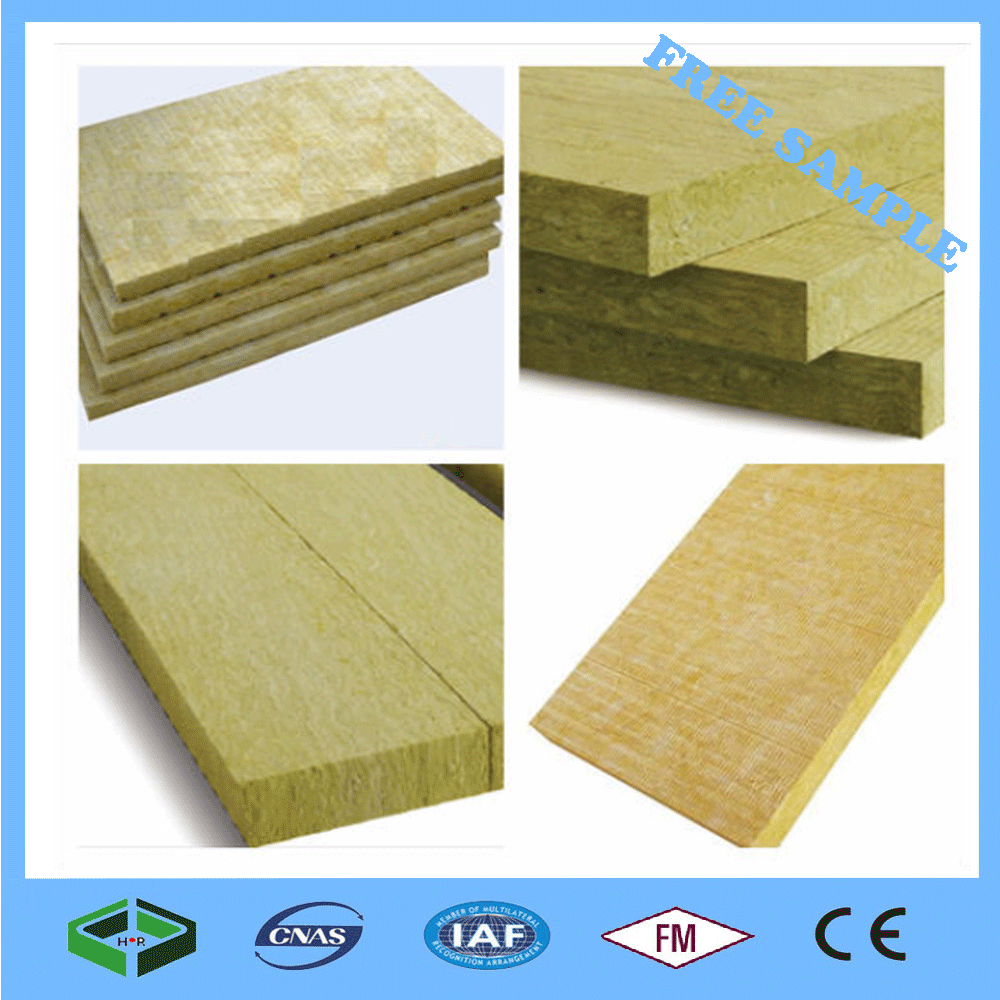 Exterior Wall Board Acoustic Insulation Material Aluminum Rock Wool Sandwich Board Buy Rock