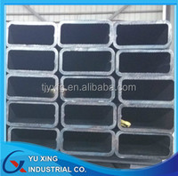 square and rectangular steel pipes construction materials