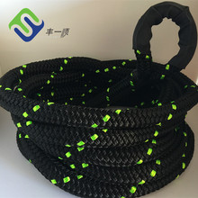 "1"" x 30' 19000lbs Kinetic nylon rope stretch tow recovery rope"