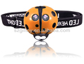 Cute beetle headlamp for kids