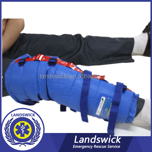 First aid knee support brace
